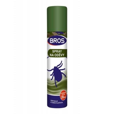 Bros spray na Odevy 90mlrepelent