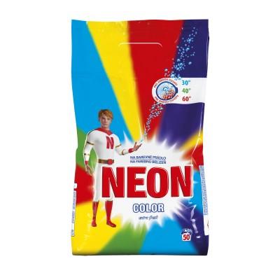 Neon 50dav prasek Color3kg