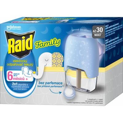 Raid Family Elektr.tekuta30noci  scj 324215