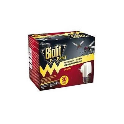 Biolit Plus Elektr.30nocimouchy,komari scj 319275