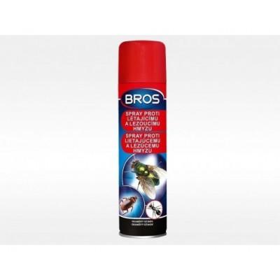 BROS spray letaj+lez.400bal.12 + Hacek