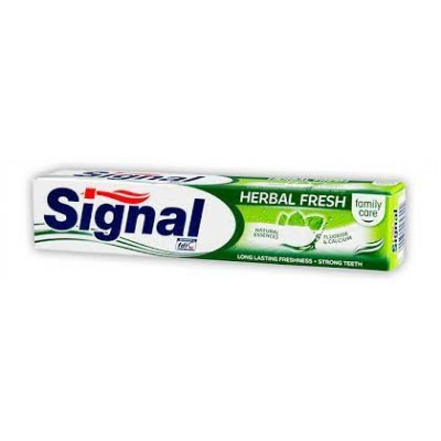 SIGNAL Fam.HerbalFresh 75bal.24 75ml