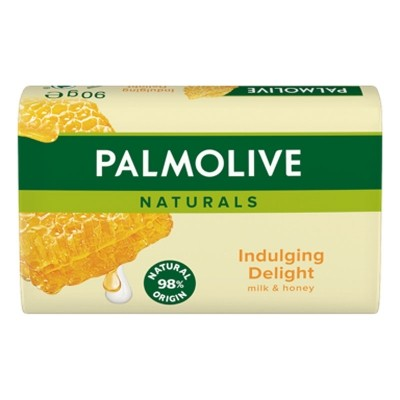 Palmol.mydlo 90g MilkHonebal.72