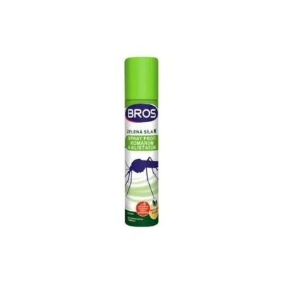 Bros ZS komari,klistataRepelent 90ml Zelena sila